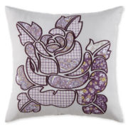 Home Expressions™ Leana Square Decorative Pillow