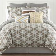 Happy Chic by Jonathan Adler Laura 3-pc. Duvet Cover Set & Accessories