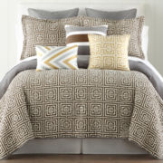 Happy Chic by Jonathan Adler Laura 3-pc. Reversible Quilt Set