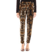 Bisou Bisou® Knit Track Pants