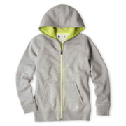 Xersion™ Zippered Fleece Hoodie - Boys 8-20