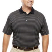 PGA TOUR® Airflux™ 3-Color Polo - Big & Tall