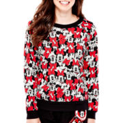 Disney Minnie Mouse Long-Sleeve Sleep Tee