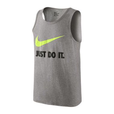 jcpenney.com | Nike® Swoosh Tank Top