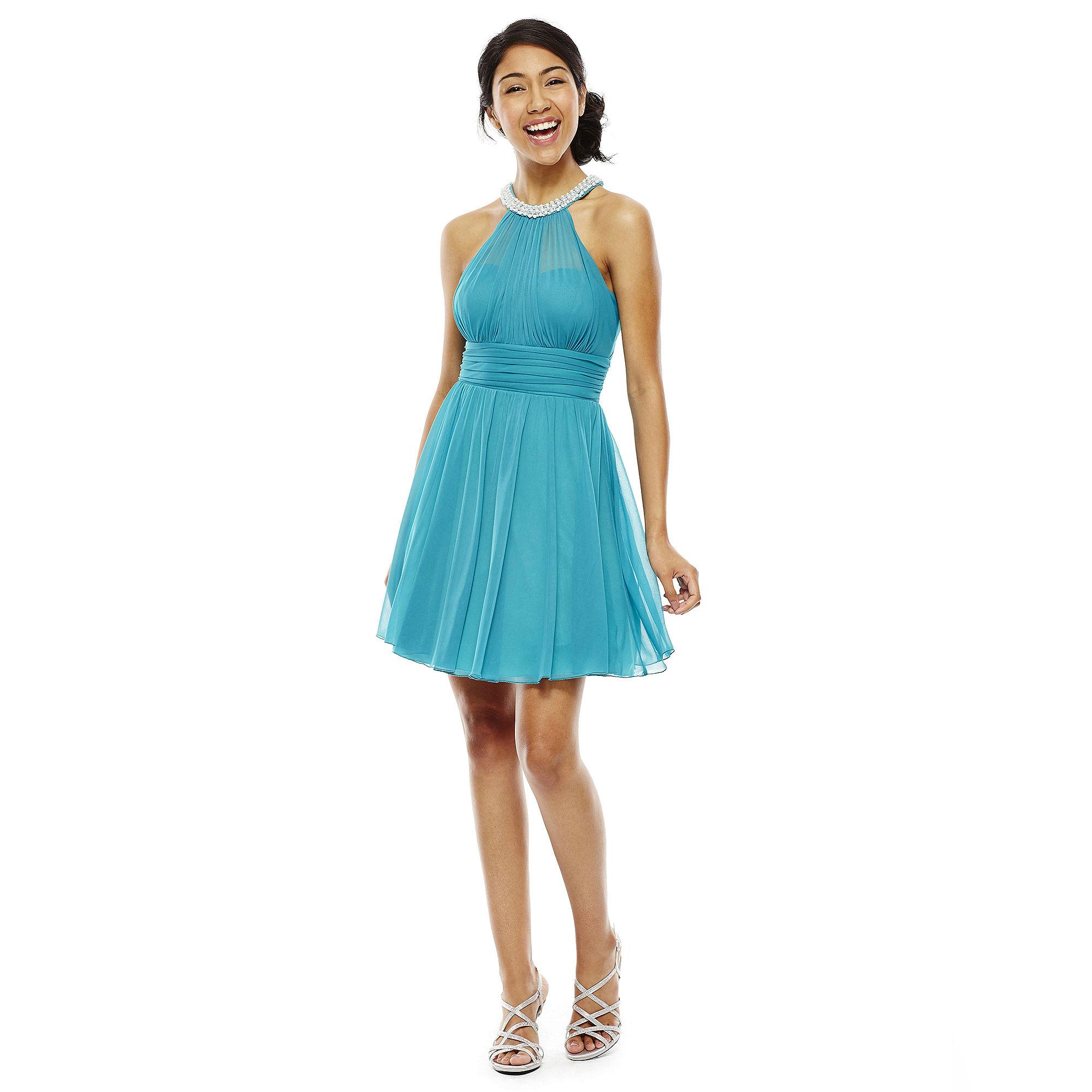 UPC 601350738928 - Speechless Pearl-Collar Party Dress   upcitemdb.com