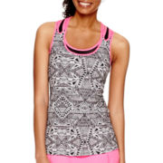 Xersion™ Double-Strap Tank Top - Tall
