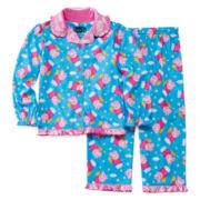 Peppa Pig Pajama Set - Toddler Girls 2t-4t