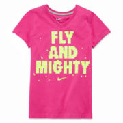 Nike® Short-Sleeve Just Do It Tee - Girls 7-16