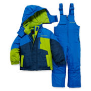 Weatherproof® Snowsuit - Toddler Boys 2t-4t