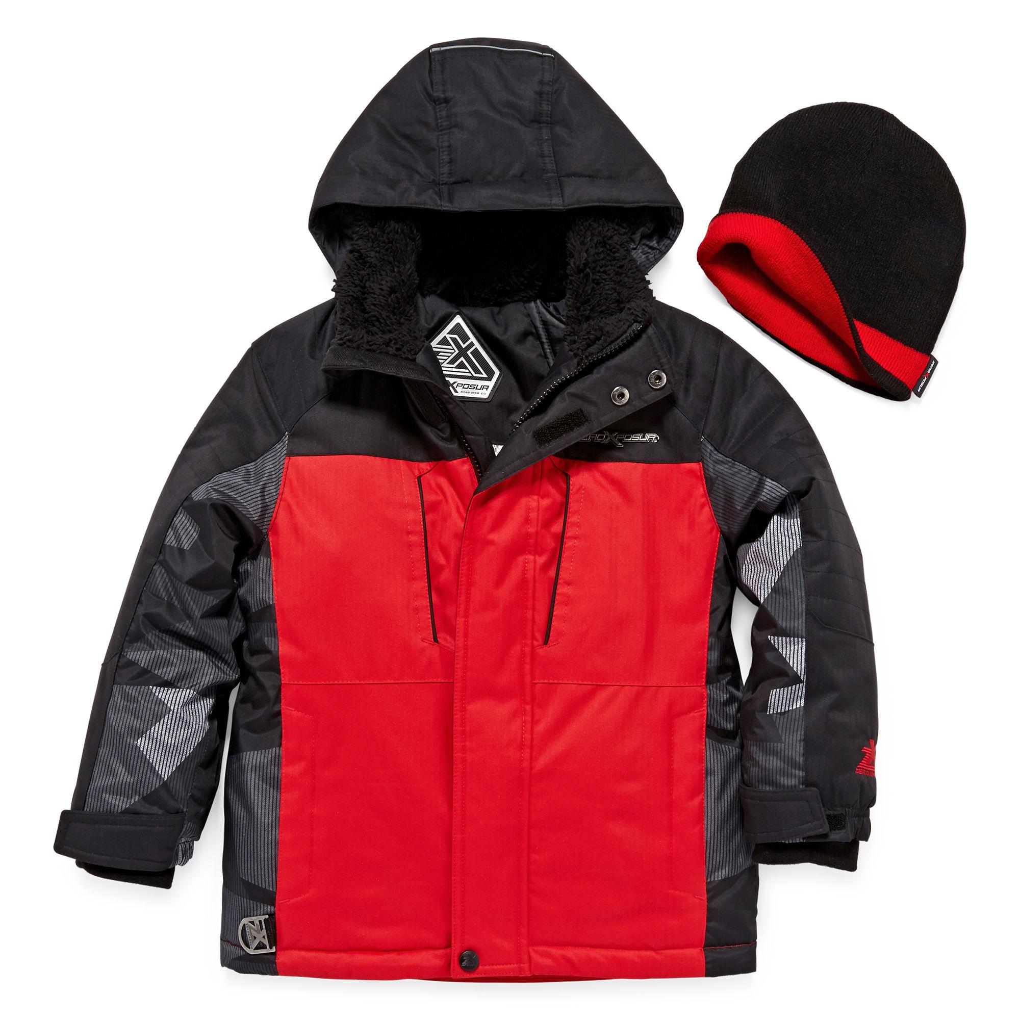 Zeroxposur 3 In 1 Jacket