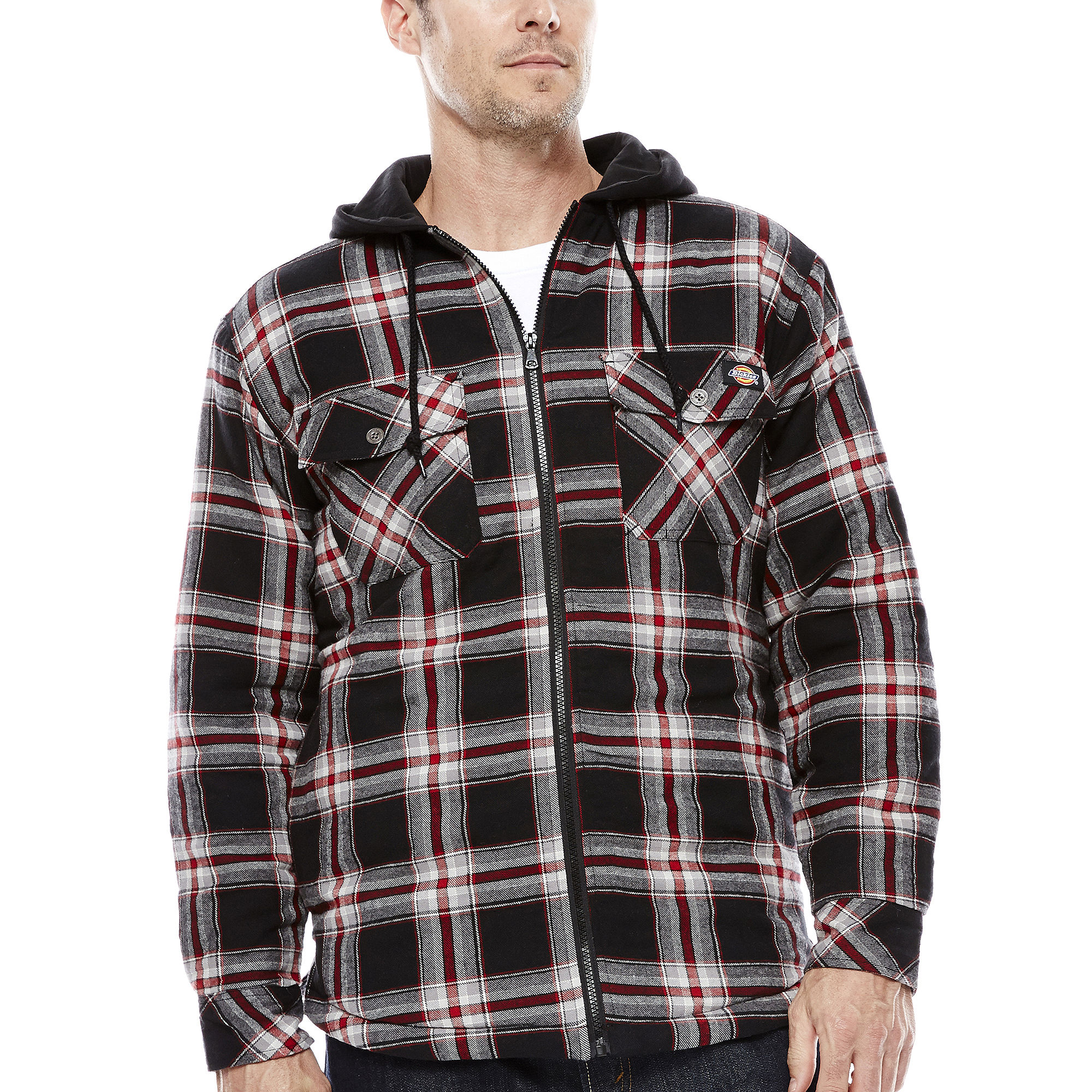 manufacturing shirt richlu zoom flannel pld hooded wk fooler description image front quilted quilt product fabric