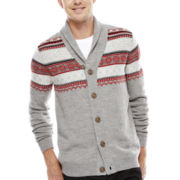 i jeans by Buffalo Layne Shawl-Collar Cardigan Sweater