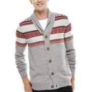i jeans by Buffalo Layne Shawl-Collar Cardigan Sweater