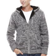 i jeans by Buffalo Lalari Lightweight Sherpa Hoodie
