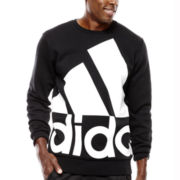 adidas® Essentials Logo Sweatshirt