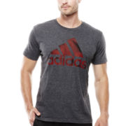 adidas® Tech Snake Short-Sleeve Tee