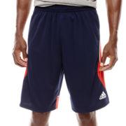 adidas® Team Smooth Edge Basketball Shorts