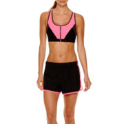 Xersion™ Colorblock Sports Bra or Woven Shorts