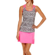 Xersion™ Double-Strap Tank Top or Mixed Mesh Skort