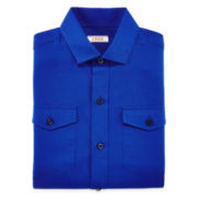 IZOD® Herringbone Dress Shirt - Boys 8-20