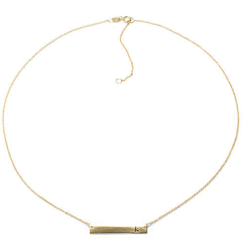 Silver Treasures Womens Gold Over Silver Pendant Necklace