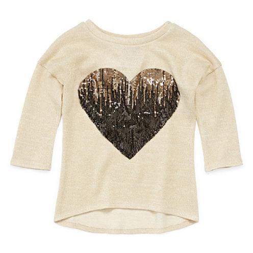 Miss Chievous Graphic T-Shirt-Big Kid Girls