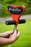 Zip Line Fun Zip Swing Set
