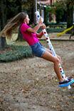 Adventure Parks Air Pogo Xtreme Swing Set