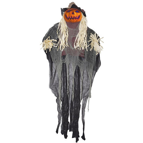 Hanging Pumpkin man
