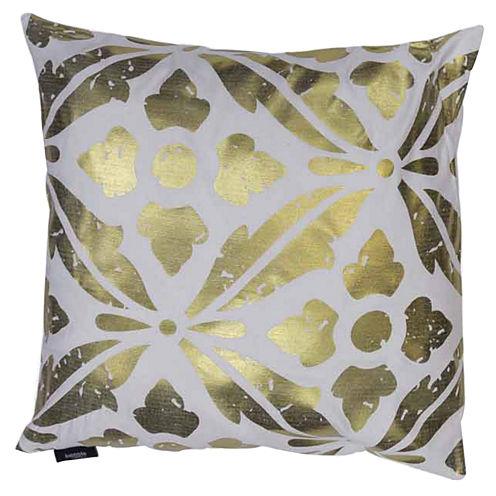 Kensie Vendela 2-Pack Square Throw Pillow