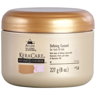 jcpenney.com | KeraCare® Natural Textures Defining Custard - 8 oz.