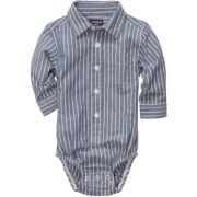 OshKosh B'gosh® Chambray Bodysuit – Boys 3-24m