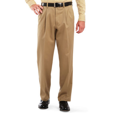 jcpenney.com | Dockers® D4 Signature Relaxed-Fit Pleated Khakis