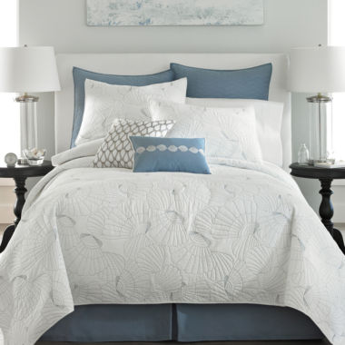 jcpenney.com | jcp home™ Oceana Quilt & Accessories