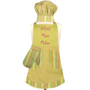 Kids' Official Mess Maker 3-pc. Apron Set