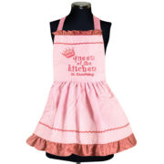 Kids' Queen of the Kitchen Apron