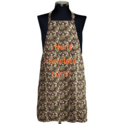 Men's I Hunt Therefore I Grill Apron