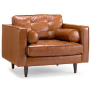 Darrin Leather Chair