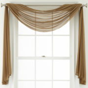 Royal Velvet® Lantana Window Scarf Valance