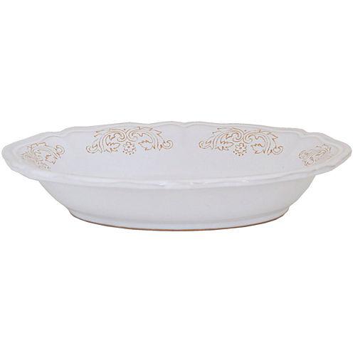 Abbiamo Tutto Antica Toscana Oval Serving Bowl