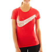 Nike® Swoosh Logo Tee