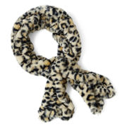 Toby & Me Faux Fur Scarf - Girls 2t-6t