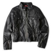 Arizona Moto Jacket - Girls 6-16 and Plus