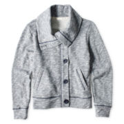 Arizona Wide-Collar Jacket - Girls 6-16