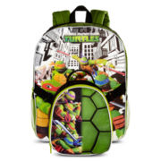 Teenage Mutant Ninja Turtle Backpack and Lunchbox