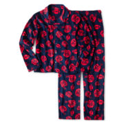 Arizona 2-pc. Football Pajama Set – Boys XS-L