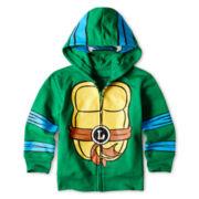 Teenage Mutant Ninja Turtles Fleece Hoodie - Boys 2t-5t