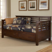 Mountain Lodge Storage Daybed