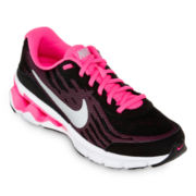 Nike® Reax Run 9 Girls Running Shoes - Big Kids