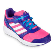 adidas® Hyperfast Girls Athletic Shoes - Little Kids